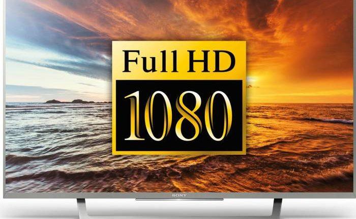 Televizor LED 43 Sony KDL-43WD757 Full HD Smart Tv