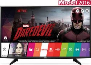 Televizor LED 109 cm LG 43UH6107 4K UHD Smart Tv Quantum Display